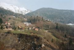 Le Bouchet Mont-charvin, mars 2016