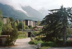 Chamonix-Mont-Blanc, sept. 2015