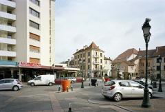 Saint-Julien-en-Genevois, nov. 2013