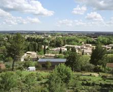 Maussane-les-Alpilles, mai 2013