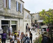 Les-Baux-de-Provence, avril 2011