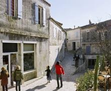 Les-Baux-de-Provence, février 2012